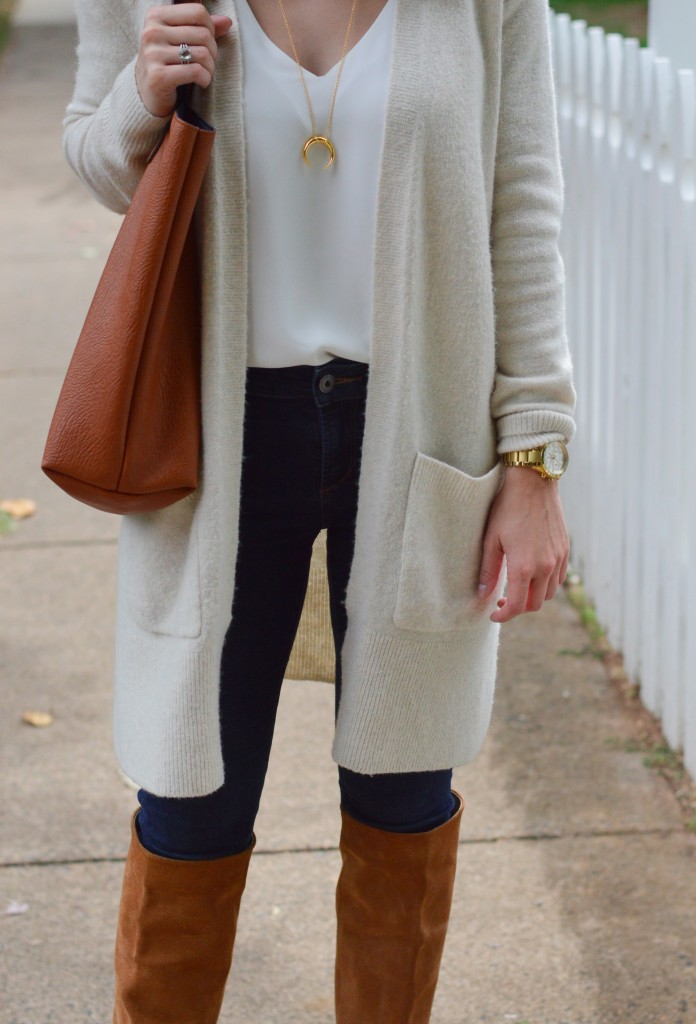 The Cozy Cardigan 4