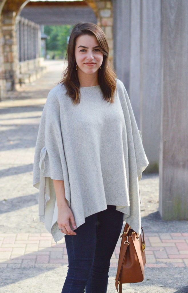 The Fall Poncho 5