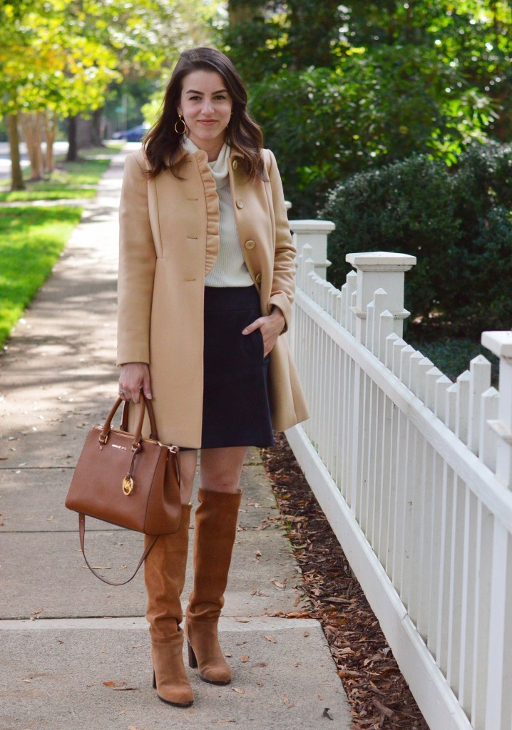 The Feminine Fall Coat 2
