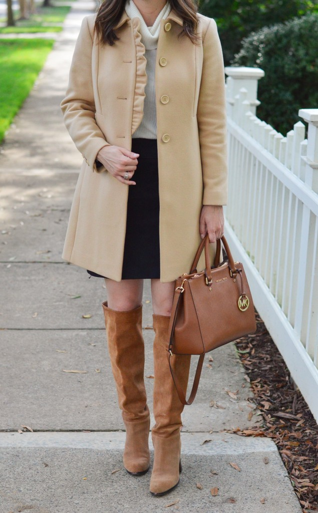 The Feminine Fall Coat 6